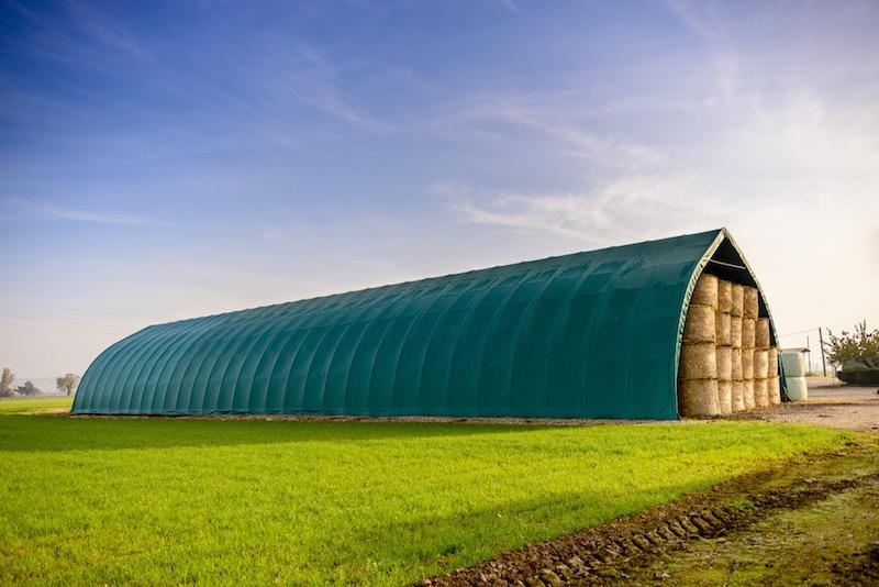 Idromeccanica lucchini serra tunnel agricolo for Serre tunnel usate